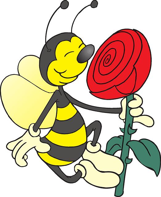 bee rose